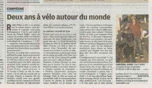 Article Le Parisien 14 oct 2010